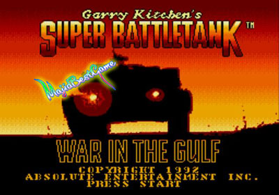 Super Battletank 2 Screenshot